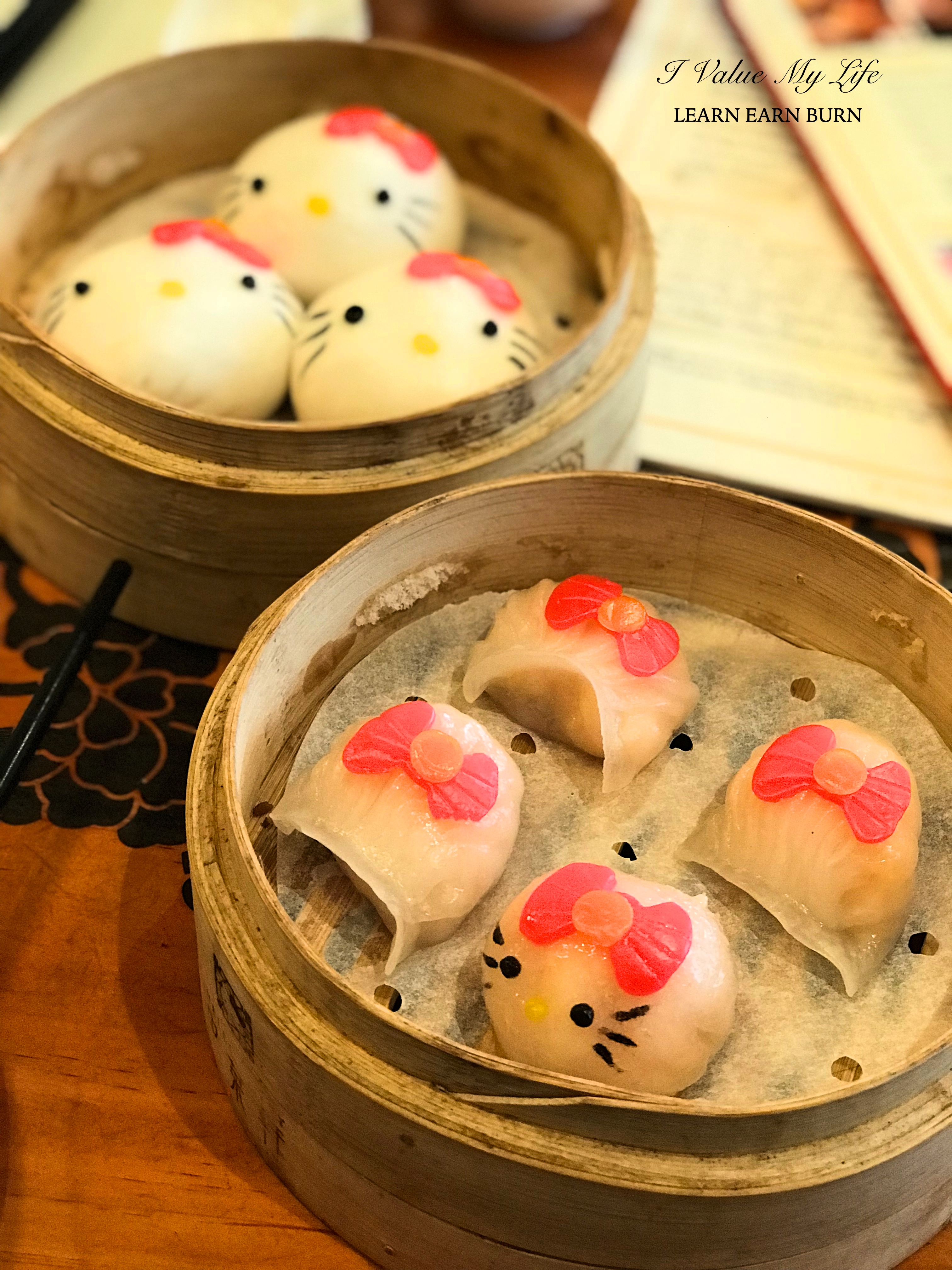Hello Kitty Cafe In Jordan Offers Dim Sum I Value My Life