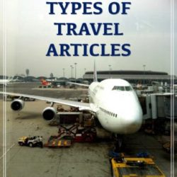 Types of Travel Articles